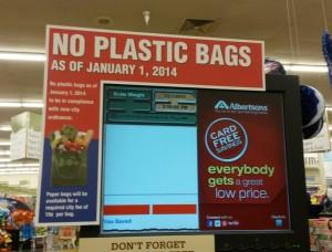 LA plastic bag ban