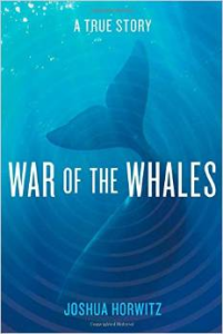 War of the Whales book cover