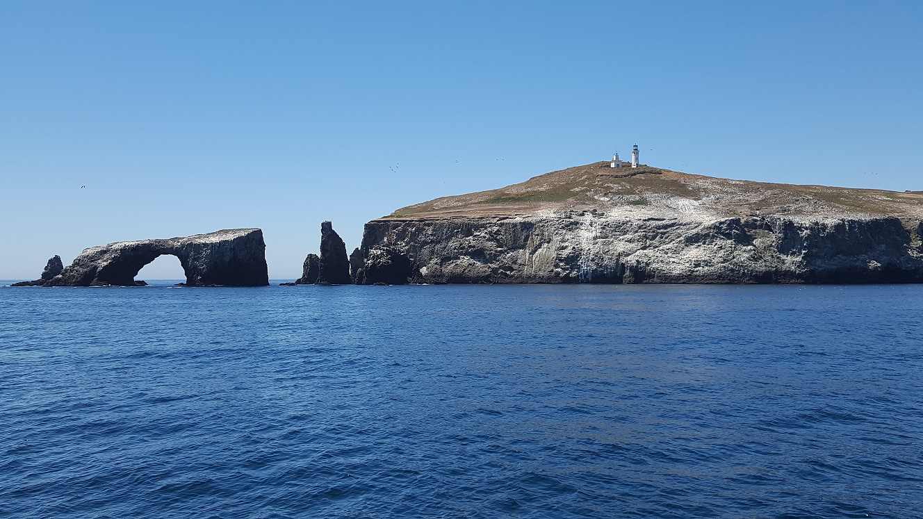 anacapa island adventure